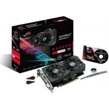 Видеокарта Asus STRIX-RX460-O4G-GAMING AMD...