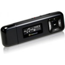 Transcend MP3 PLAYER 8GB BLACK/TS8GMP330K