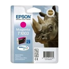 Тонер Epson чернила T100 magenta DURABrite...