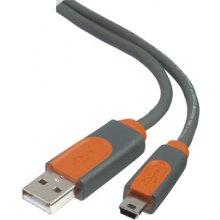 BELKIN CU1200CP3M, 2.0, USB A, Mini-USB B...