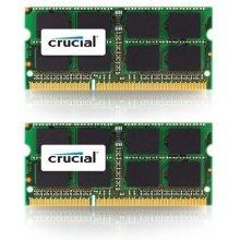 Mälu Crucial 8GB KIT 4GBx2 DDR3 1600 CL11