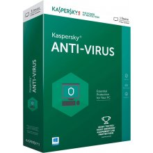 KASPERSKY LAB Kaspersky Anti-Virus. 3...