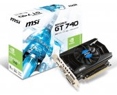 Videokaart MSI GeForce GT 740, 2GB DDR3 (128...