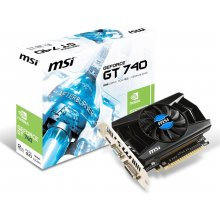 Видеокарта MSI GeForce GT 740, 2GB DDR3 (128...