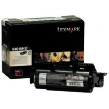Тонер Lexmark 64016HE Cartridge, чёрный...