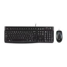 Клавиатура LOGITECH Desktop MK120, US, USB...