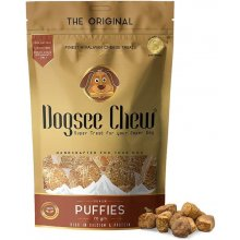 Dogsee Chew Puffies Dog Treat Cheese 70g
