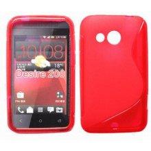 Muu Kaitseümbris HTC Desire 200, kummist...