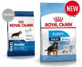 Royal Canin Maxi Junior / Puppy 15kg (SHN)