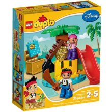 LEGO Duplo Jake и the Never Land Pirates