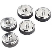 Hama Tripod Conversion Screws 1/4 ->3/8 5pcs...