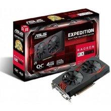 Videokaart Asus Radeon RX 570 EX-RX570-04G...