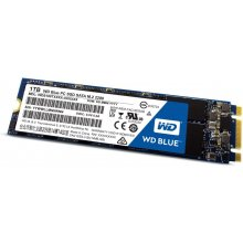 Жёсткий диск WESTERN DIGITAL SSD 1TB WD Blue...