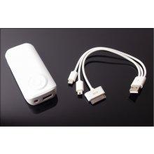 PowerNeed Sunen Power Bank 5600mAh, USB...