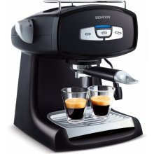 Кофеварка Sencor Coffee maker SES 2010BK