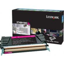 Lexmark Toner X748 mg 10k X748H1MG