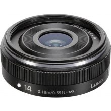 PANASONIC Lumix G 14mm f/2.5 II ASPH...