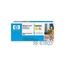 Tooner HP Toner Q 6002 A kollane
