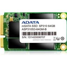 """Kõvaketas A-Data SSD 64GB ADATA 1,8"""" (4.6cm)..."""