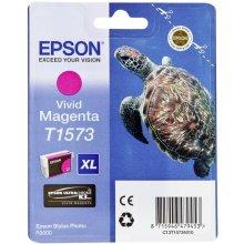 Тонер Epson чернила T1573 Vivid Magenta |...