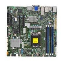 Emaplaat Supermicro X11SSZ-TLN4F-B C236 DDR4...