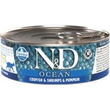 Farmina N&D OCEAN Cat Adult - pumpkin...