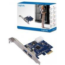 LogiLink - Card PCI Express 2xUSB 3.0