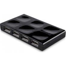 BELKIN F5U701-BLK, USB 2.0, чёрный