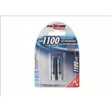 Ansmann 1x2 NiMH rech. батарея 1100 Micro...