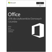 Microsoft Office Mac 2016 Home & Student PL...