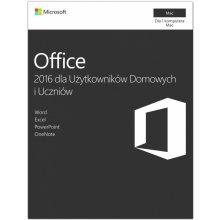 Microsoft Office Mac 2016 Home & Student PL...