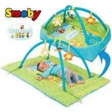 SMOBY Cotoons gym mat, blue