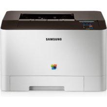 Принтер Samsung CLP-415N, 9600 x 600, PCL...