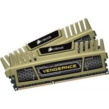 Mälu Corsair Vengeance DDR3 8GB Kit roheline
