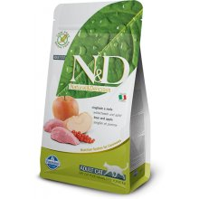 Farmina N&D Cat Adult - boar & apple - 300g...