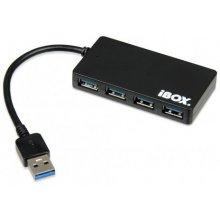 IBOX HUB USB 3.0 must 4-ports Slim