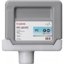 Tooner Canon PFI-301PC Tinte Foto helesinine