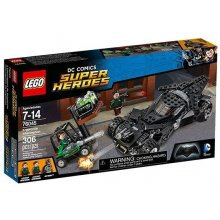 LEGO Super Heroes Kryptonite Interception...