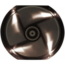 BitFenix Spectre 230mm Lüfter weiße LED must