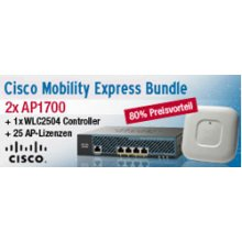 CISCO Mobility Express Bundle AP1700i-E 2...