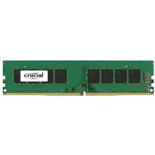 Mälu Crucial DDR4 8GB/2133 CL15 DR x8 288pin