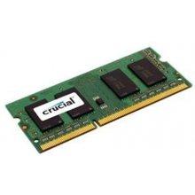 Mälu Crucial 4GB 1600MHz DDR3 CL11 SODIMM...