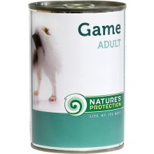 Natures Protection NP dog adult Game 400g...