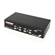 StarTech.com 4 Port StarView USB KVM Switch...