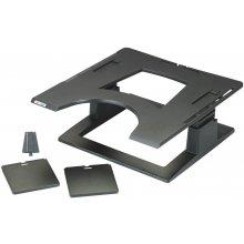 3M reguleeritav Notebook Riser, Black, 350 x...