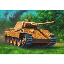 Revell Panzer V `Panther ` Ausf. D и A