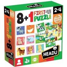 Russell Puzzle HEADU 8+1 Farm