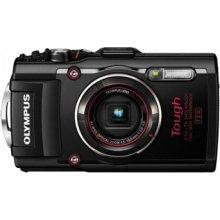 Fotokaamera OLYMPUS STYLUS TG-4 black LG-1...
