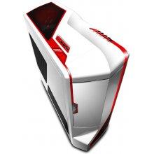 Korpus NZXT arvuti Phantom, White/Red Trim