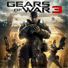 Игра GAME X360 Gears of War 3